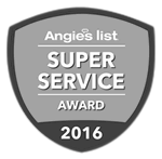 Upstate Electrical Solutions Angies List Super Service Award Winner